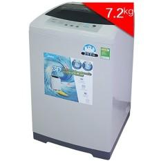Máy Giặt Cửa Trên Midea MAS-7201 (7.2Kg) (Xám nhạt)