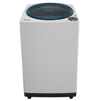 Máy Giặt cửa trên Sharp ES-U72GV-G 7.2Kg (Trắng)
