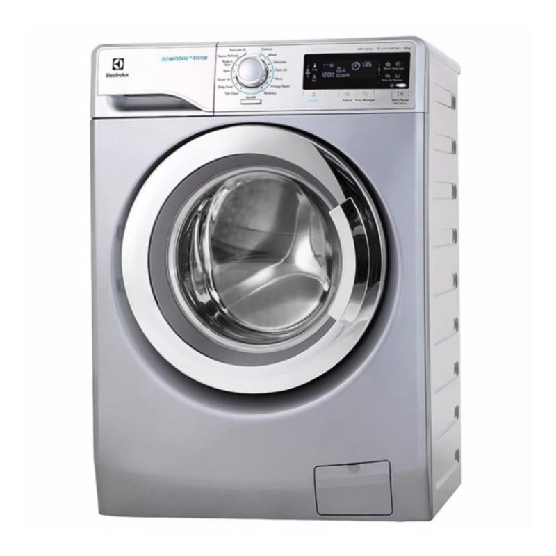 Máy Giặt Cửa Trước Inverter Electrolux EWF14023S 10Kg (Xám bạc)
