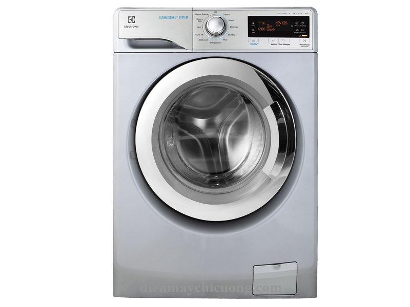 Máy giặt Electrolux EWF12853S 8 Kg xám Inverter