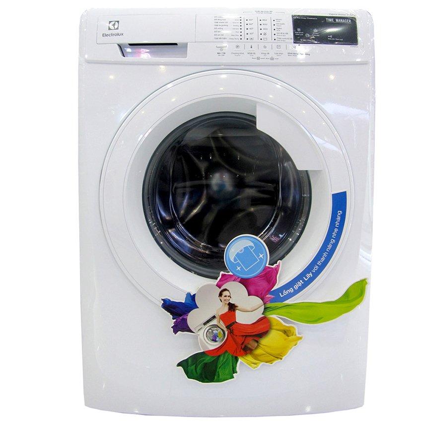Máy giặt lồng ngang Electrolux EWF85743 (Trắng)