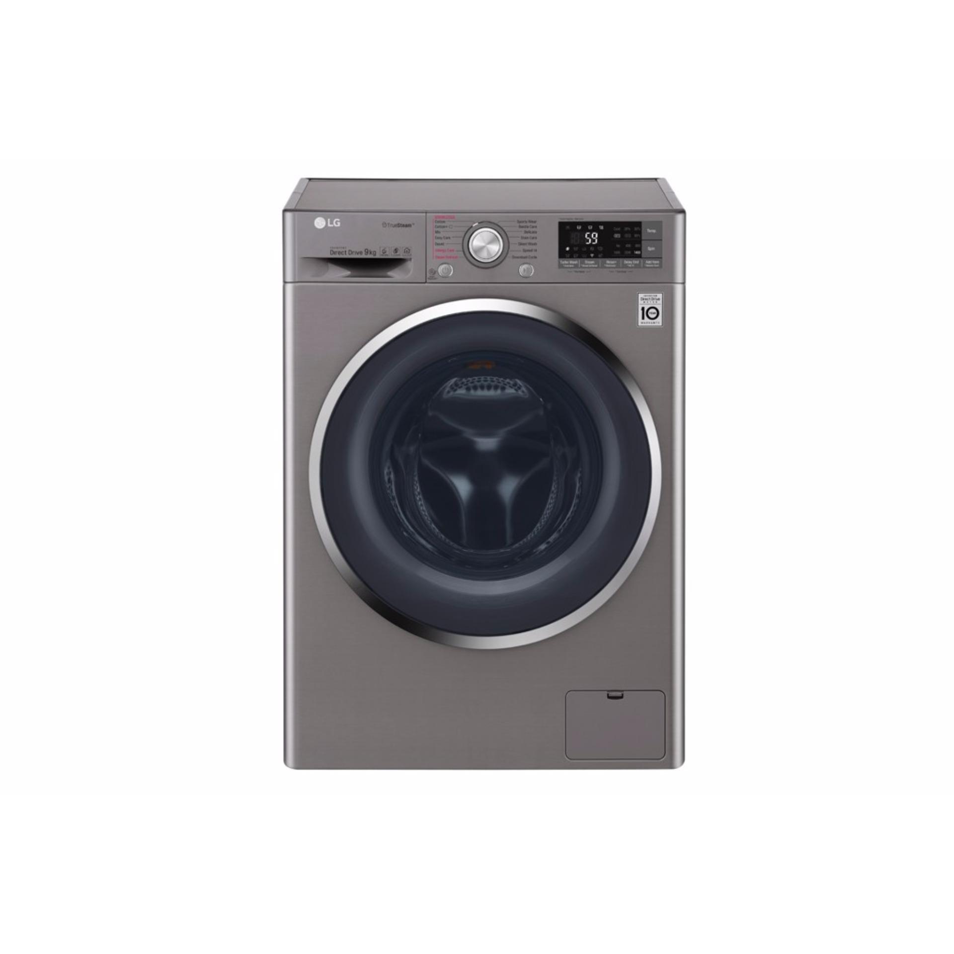 Máy giặt lồng ngang LG FC1409S2E (Bạc)
