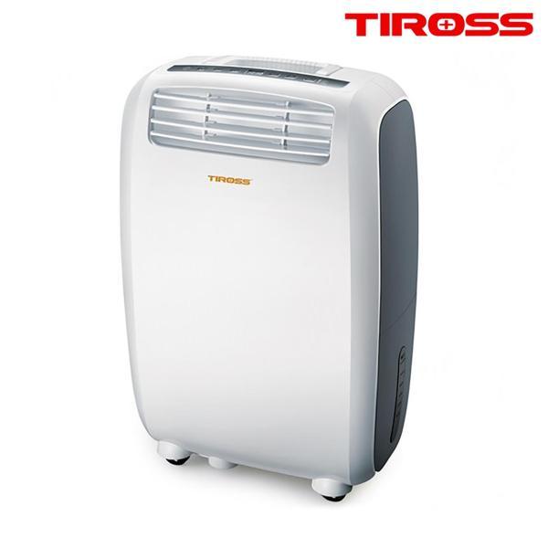 Bảng giá Máy hút ẩm TIROSS 16-20L/ngày TS885 360-440W 4.5L (Trắng)
