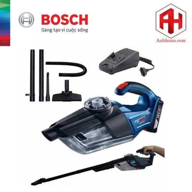 Máy hút bụi gia đình Bosch dùng pin GAS 18V-1 (SET)