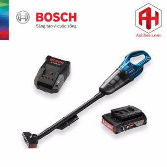 Máy Hút Bụi Gia Đình Bosch Dùng Pin Gas 18V-Li (Xanh Lam Đậm)