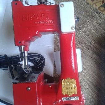 Máy khâu bao bì cầm tay GK9-5 Hikari Thái lan màu đỏ