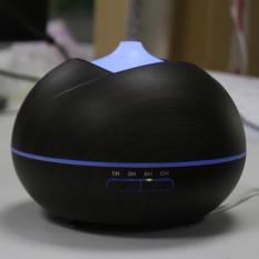 Bảng giá Máy khuếch tán tinh dầu AROMA DIFFUSER tạo ẩm hẹn giờ đèn Led  - tặng kèm tinh dầu 10ml MS 342
