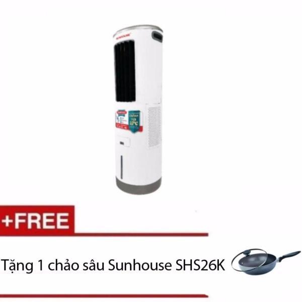 Bảng giá Máy làm mát không khí Sunhouse SHD7712 + Tặng chảo sâu Sunhouse SHS26K