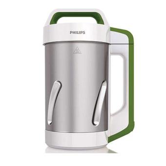Máy làm sữa đậu nành Philips HD2052 (Trắng Xanh) -Hãng Phân phối chính thức