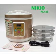 Giá Máy làm tỏi đen gia đình Nhật Bản Nikio NK-688