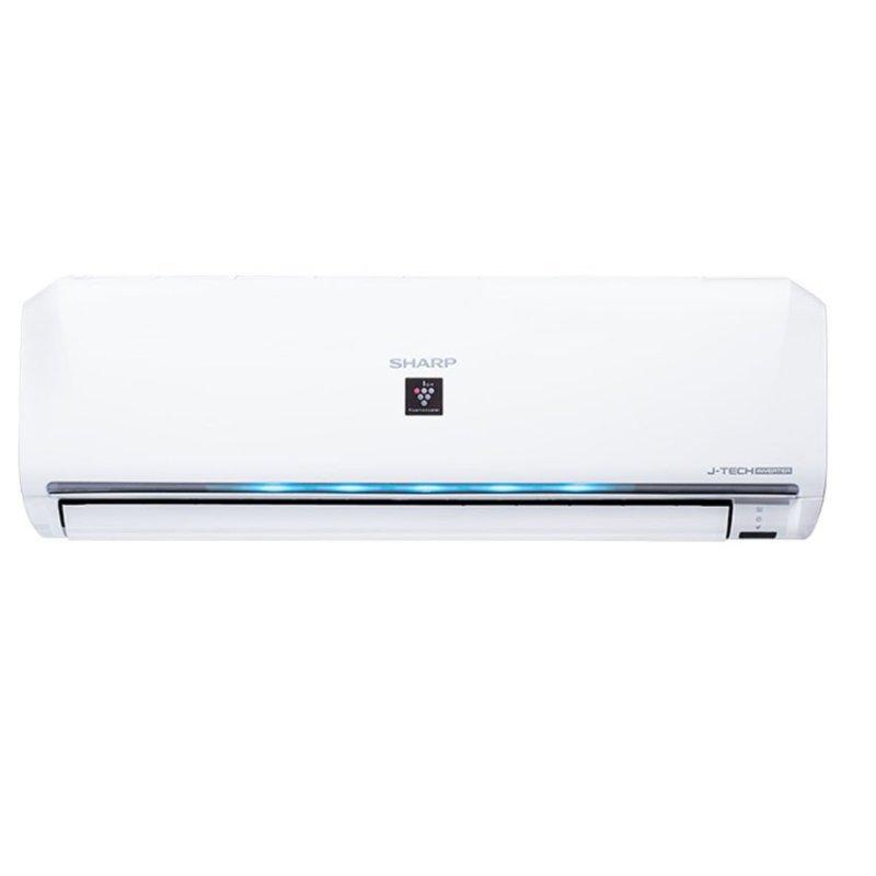Bảng giá Máy lạnh Sharp Super Deluxe Inverter AH-XP10UHW 1.0HP (Trắng)