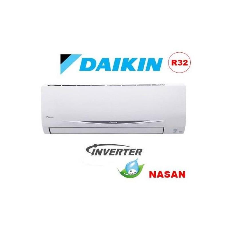 Bảng giá MÁY LẠNH TREO TƯỜNG DAIKIN GAS R32 - Công suất: 1.0 Hp - 9.000 BTU