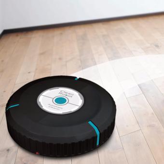 Máy lau nhà tự động Robot Clean + Tặng túi điện thoại chống nước
