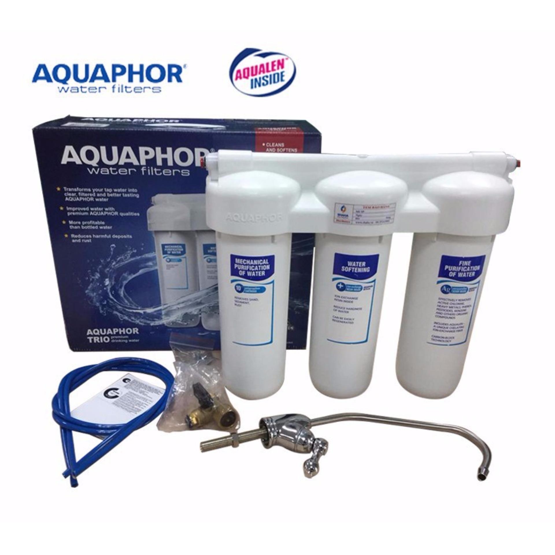 Máy lọc nước Aquaphor NORMA SOFTENING dùng cho nước máy