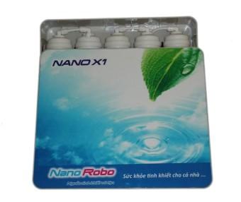 Máy lọc nước Nano Uống trực tiếp không cần đun sôi diệt Vi khuẩn 99,99% Bổ sung khoáng TDS - 4