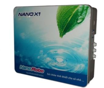 Máy lọc nước Nano Uống trực tiếp không cần đun sôi diệt Vi khuẩn 99,99% Bổ sung khoáng TDS - 2