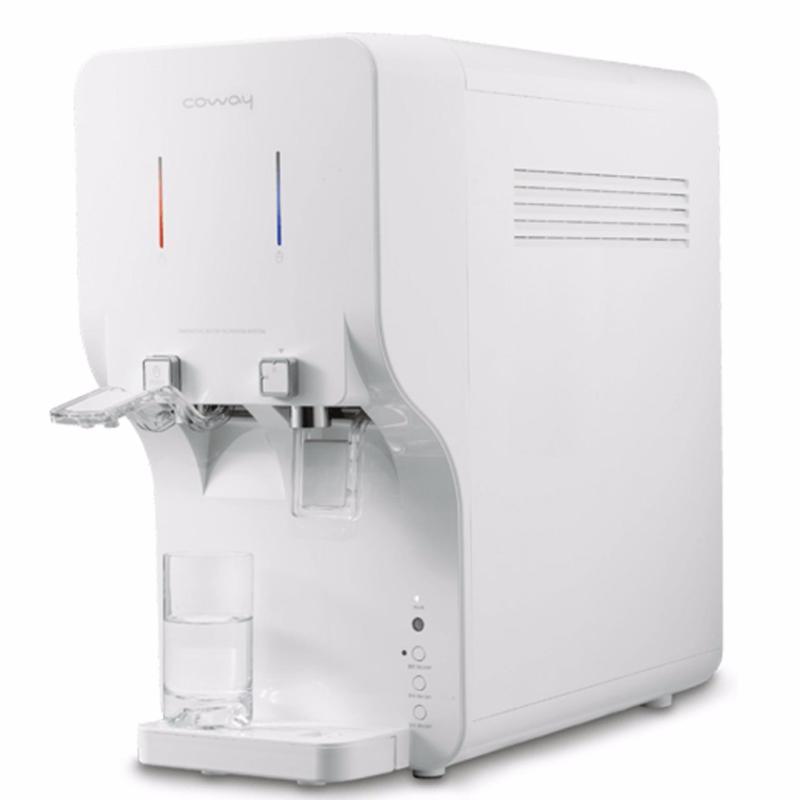 Máy lọc nước nóng lạnh cao cấp Coway CHP-260L Trắng