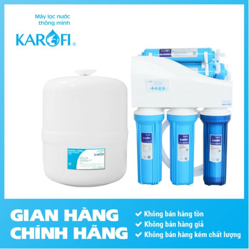 Máy lọc nước thông minh IRO 1.1 Karofi, 9 cấp, đèn UV, không tủ - KT-K9I-1