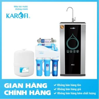 Máy lọc nước thông minh IRO 2.0 Karofi, 9 cấp, đèn UV - K9IQ-2