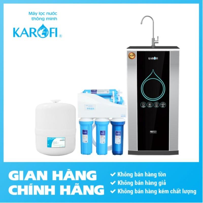 Máy lọc nước thông minh IRO 2.0 Karofi, 9 cấp - K9IQ-2A