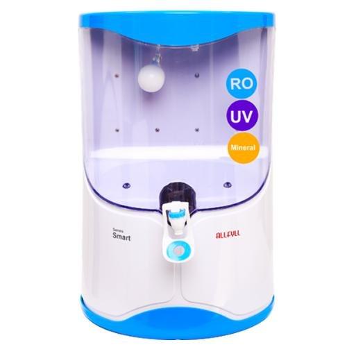 Máy lọc nước uống trực tiếp khử trùng, bổ sung vi khoáng - Model Smart - RO + Mineral + UV