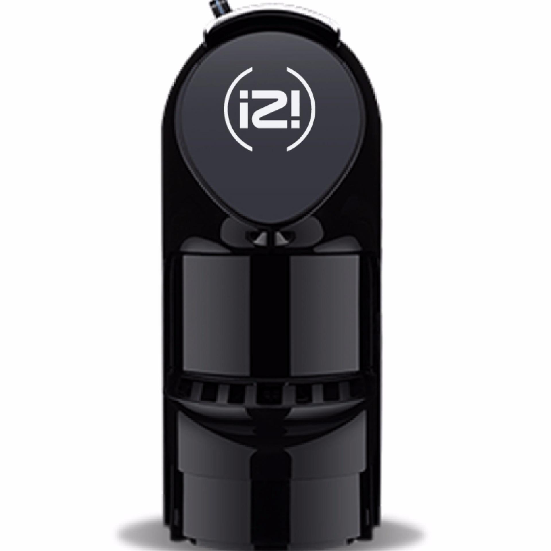 Máy pha cà phê viên nén capsule IZI (Đen)
