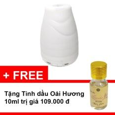 Bảng giá Máy phun sương khuếch tán tinh dầu cộng 10ml tinh dầu oải hương Ngọc Tuyết