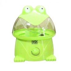 Bảng giá Máy phun sương tạo ẩm Magic Home hình ếch (Xanh lá)
