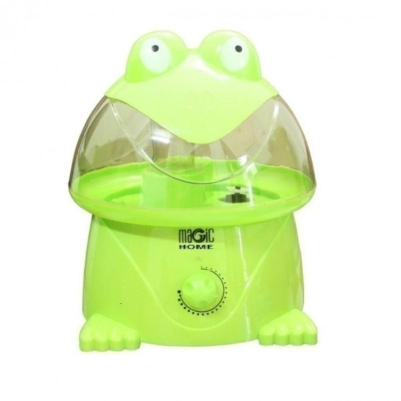 Bảng giá Máy phun sương tạo ẩm Magic Home hình ếch (Xanh lá)-Nino shop