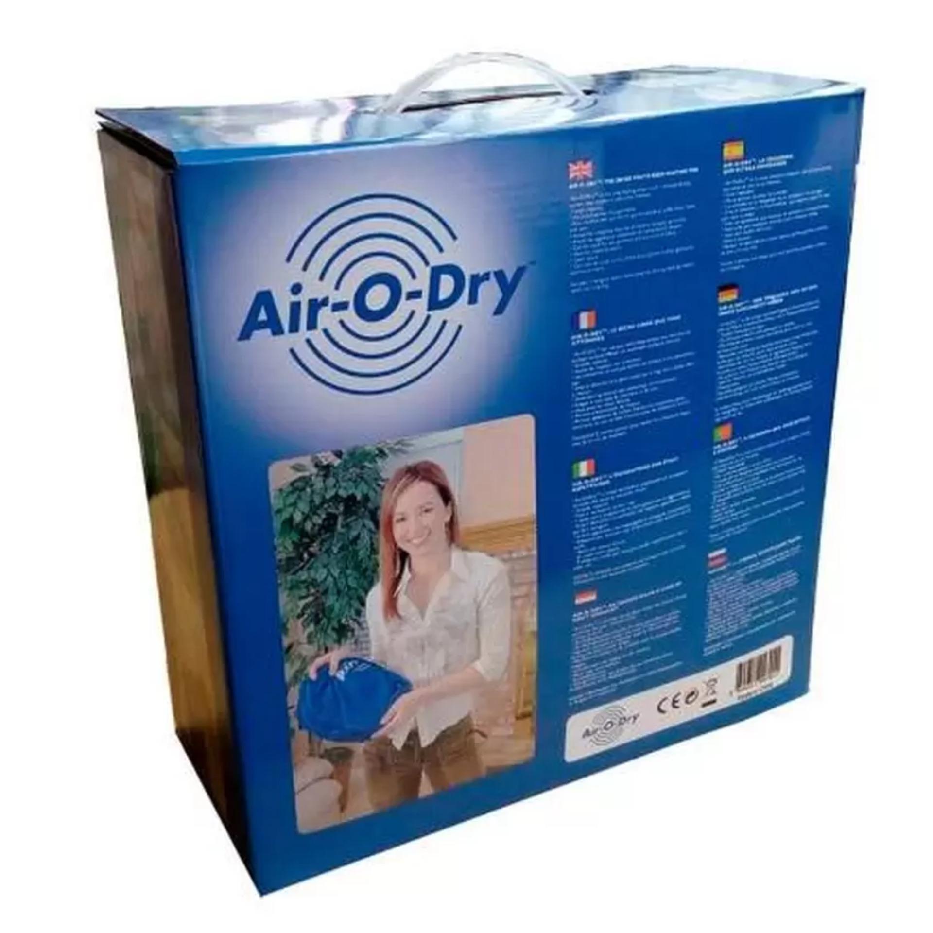 Máy sấy khô quần áo Air - O - Dry (Trắng)(White)