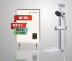Bảng giá Máy tắm nước nóng hồng ngoại SuperGreen IR-245POU (Trắng)