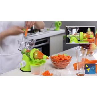 Máy xay ép hoa quả trái cây bằng tay