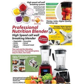 Máy xay sinh tố công nghiệp Professional Nutrition Blender 2128