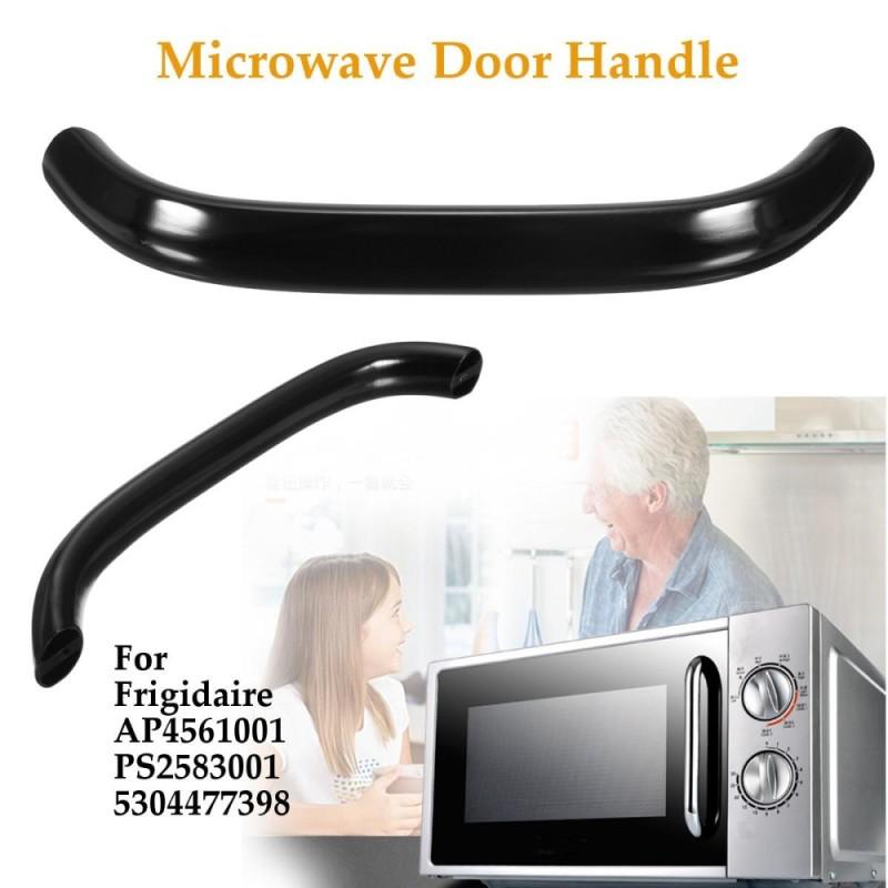 Microwave Door Handle Replace For Frigidaire AP4561001 PS2583001 5304477398 US - intl