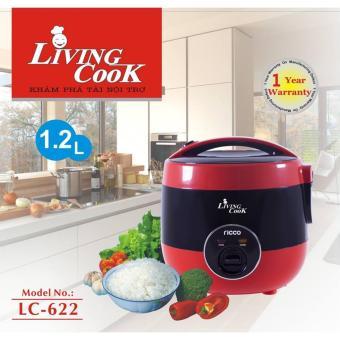 Nồi cơm điện livingcook : LC-622