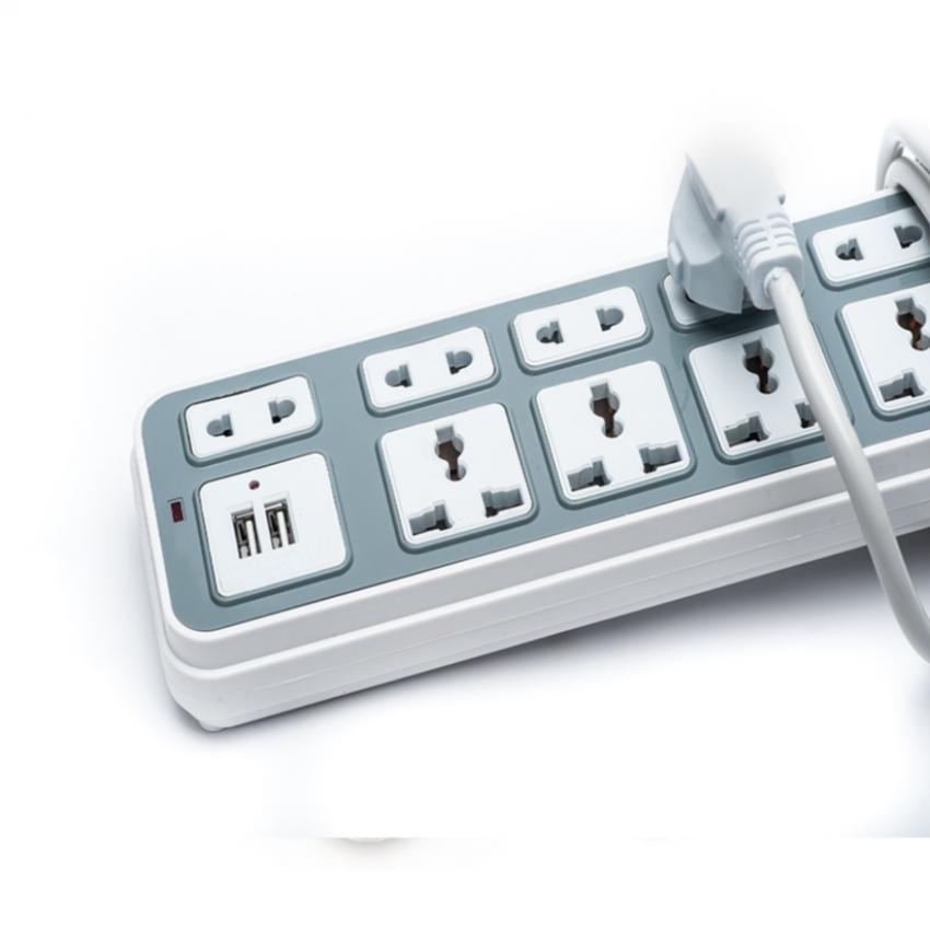 Ổ cắm điện đa năng cổng USB - Bruno 92