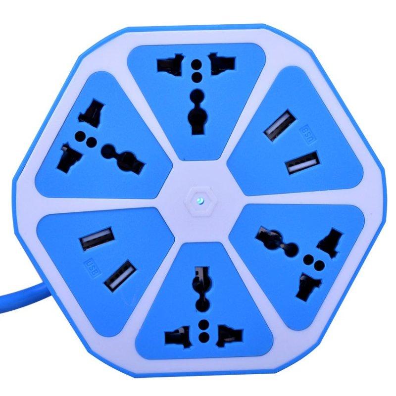 Bảng giá Ổ cắm điện và 4 cổng sạc USB