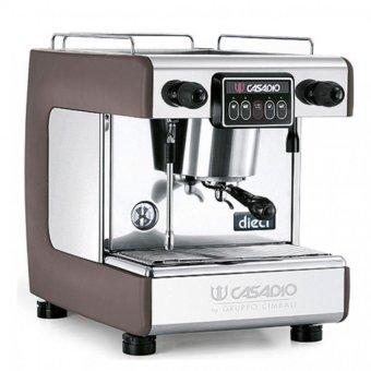Pha cà phê chuyên nghiệp Casadio Dieci A1 (Xám)