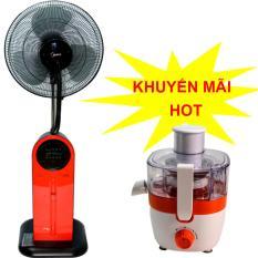 Bảng giá Quạt phun sương Midea FS40-13QR + Tặng máy ép trái cây Midea MJ-JE35 trị giá 999,000vnd