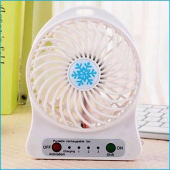 Quạt Sạc Tích Điện USB Mini Fan (Trắng) - 8482505 , OE680HAAA4BI64VNAMZ-7882233 , 224_OE680HAAA4BI64VNAMZ-7882233 , 67000 , Quat-Sac-Tich-Dien-USB-Mini-Fan-Trang-224_OE680HAAA4BI64VNAMZ-7882233 , lazada.vn , Quạt Sạc Tích Điện USB Mini Fan (Trắng)