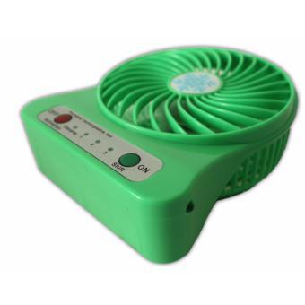 Quạt Tích Sạc Tích Điện USB MIni Fan - 3