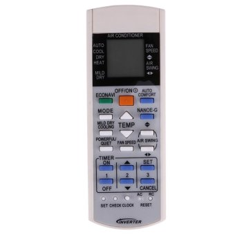 Replacement Remote Control for Panasonic Air Conditioner a75c3208a75c3706 a75c3708 - intl
