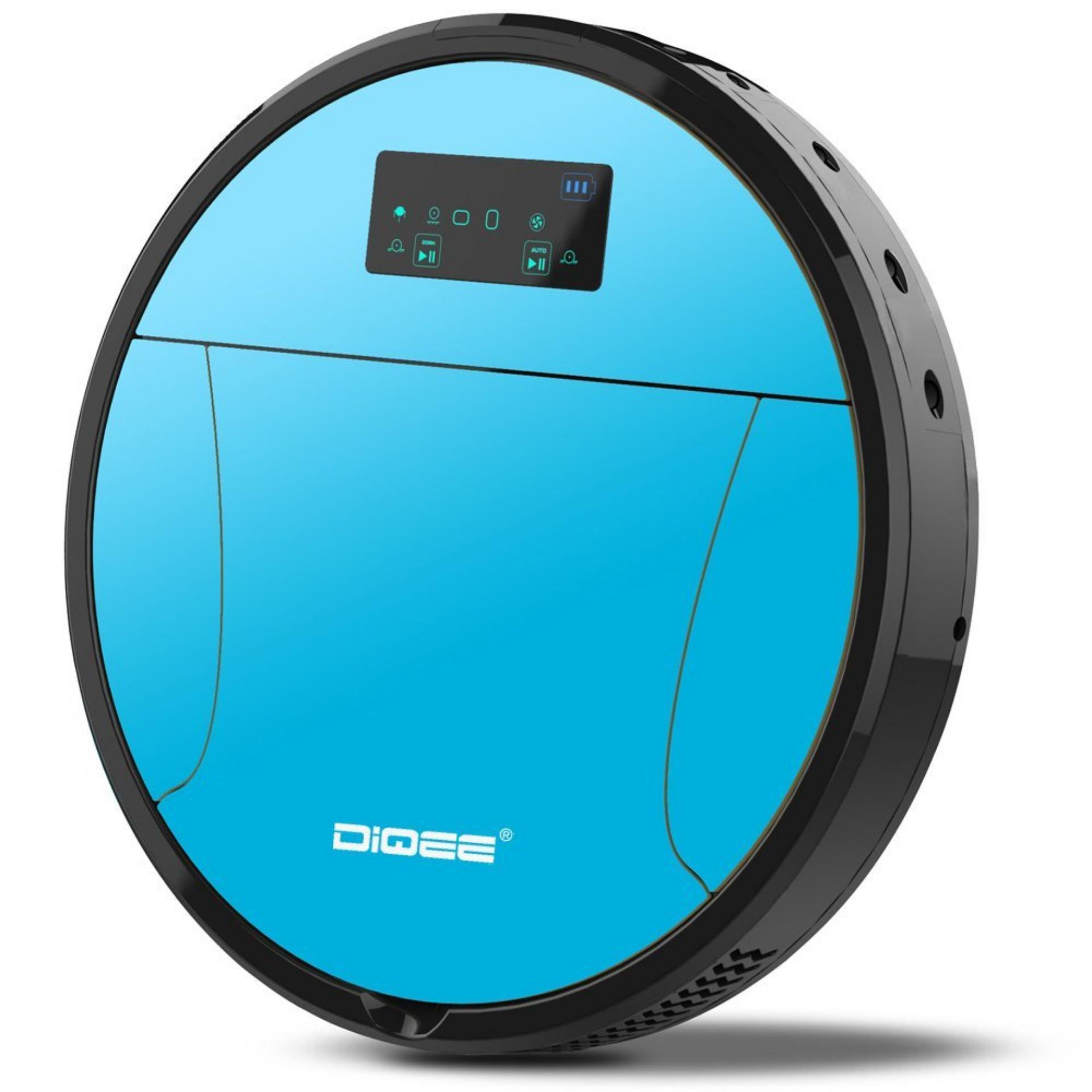 Robot hút bụi lau nhà thông minh DIQEE A3 cảm biến sóng siêu âm
