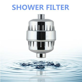 Shower Filter Bath Purifier Bathroom Water Filter Shower Water Purifier - intl