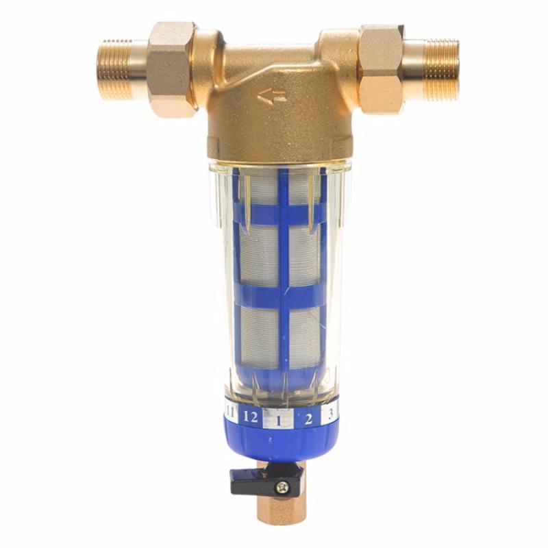 Thiết bị lọc nước thô đầu nguồn Canature LN02-16 - Lõi lọc siêu bền