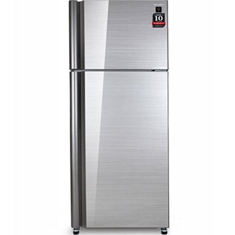 Tủ lạnh 2 cửa Sharp SJ-XP400PG-SL 397L (Bạc)