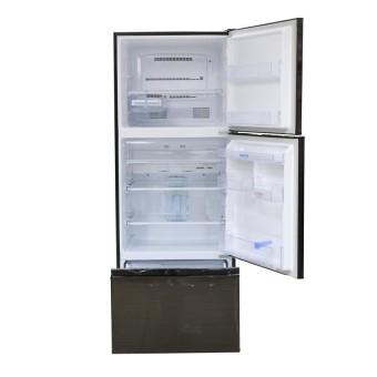 Tủ lạnh 3 cửa MITSUBISHI MR-V50EH-BRW-V 418L (Đen)