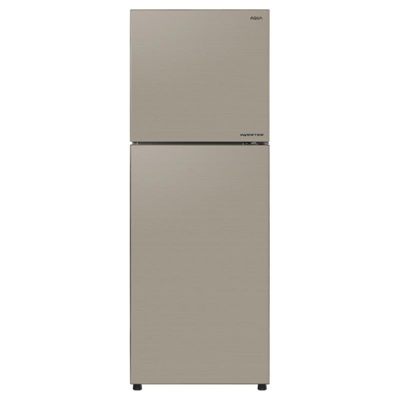 Tủ lạnh Aqua AQR-IG377DN(GG) (bạc)