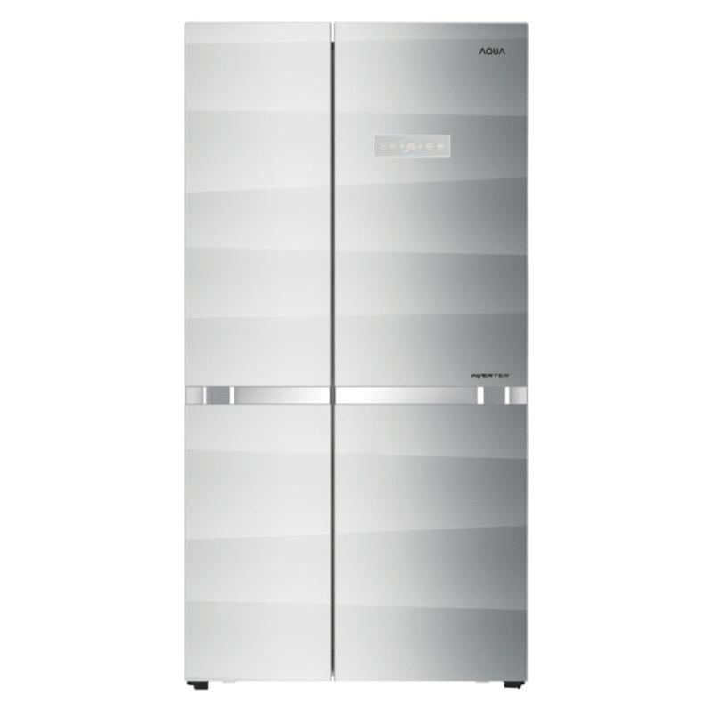 Tủ lạnh Aqua AQR-IG585AS(GS)