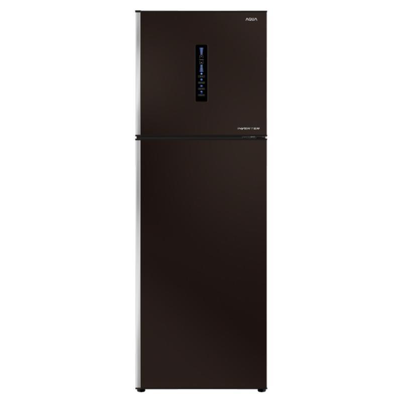 Tủ lạnh Aqua AQR- IU376BN(DB)